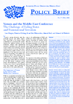 Yemen and the Middle East conference